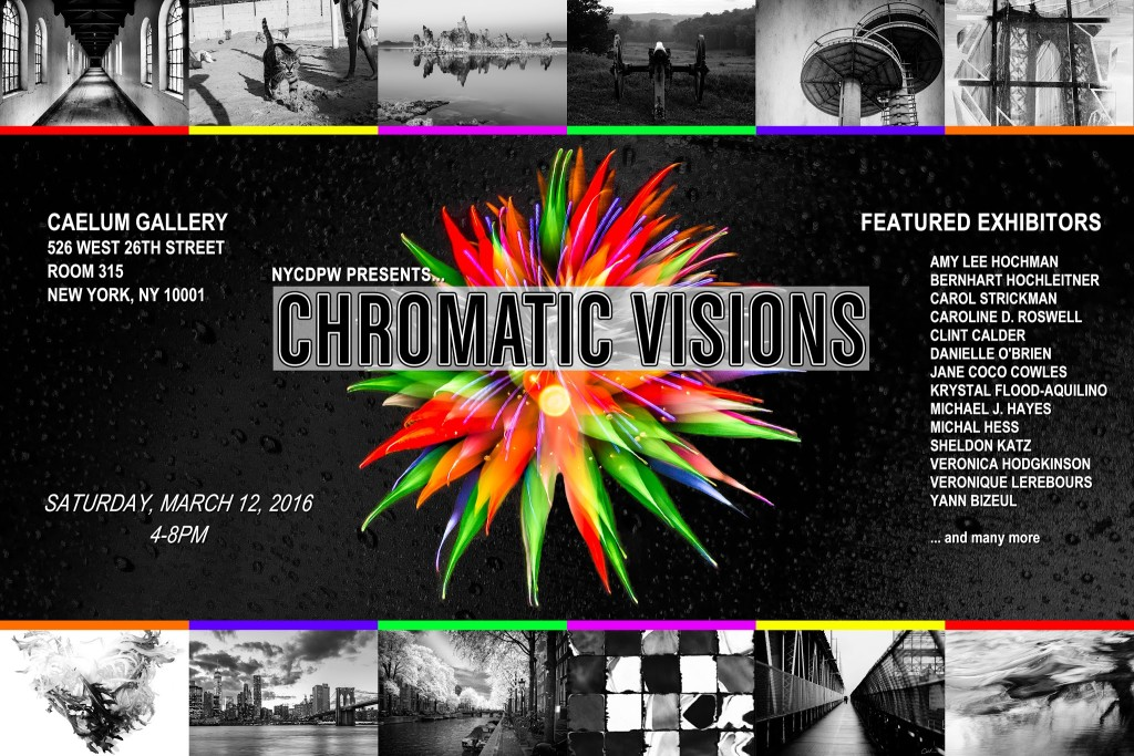 Invite to Chromatic VIsions